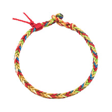 Load image into Gallery viewer, TUTUM. Tibetan Buddhist Handmade Knots Bracelet