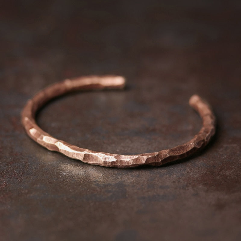 DEUS. Self-Esteem Copper Bracelet