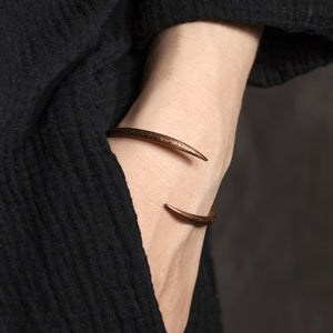TERES. Self-Esteem Copper Bracelet