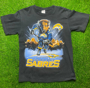 Buffalo Sabres T Shirt Size Medium