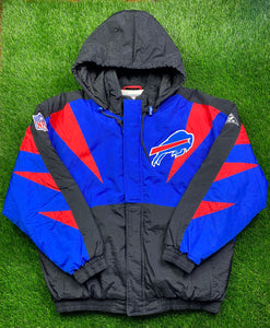 Vintage Buffalo Bills Apex One Jacket Size Large