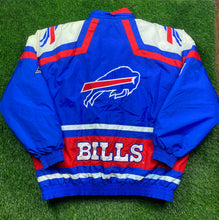 Load image into Gallery viewer, Vintage Buffalo Bills Jacket Size XL
