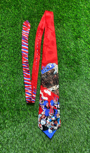Vintage Buffalo Bills Tie