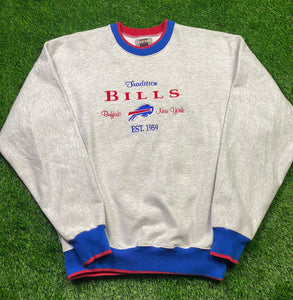 Vintage Buffalo Bills Crewneck Size XL
