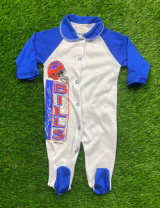 Vintage Buffalo Bills Infant Bodysuit