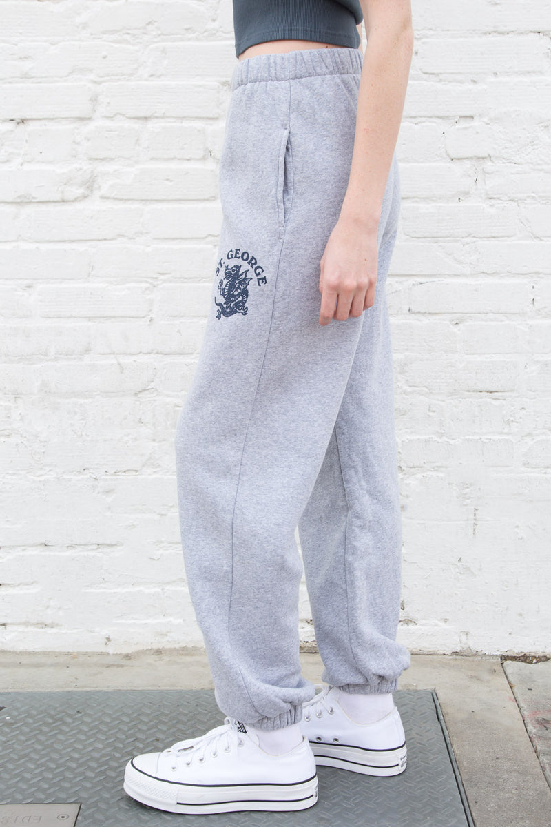 Side Photo of Rosa St. George Sweatpants