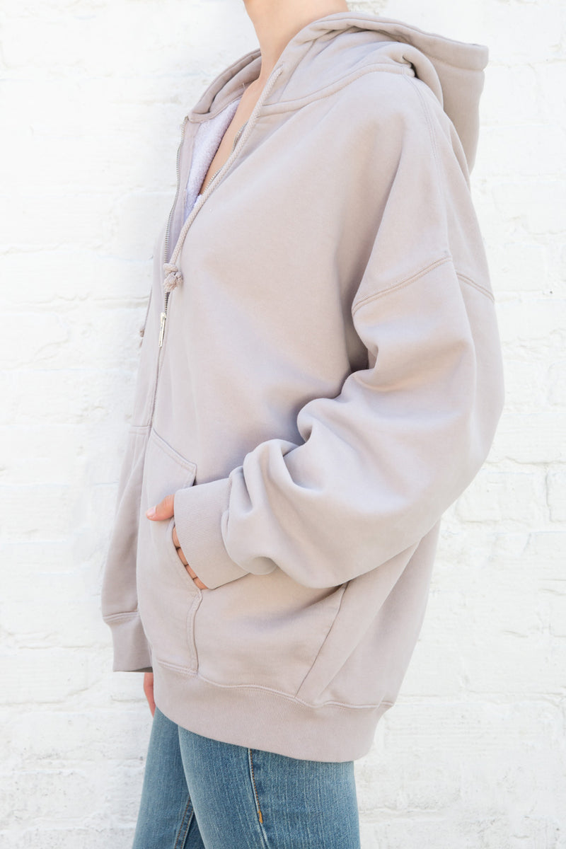 Taupe / Oversized Fit