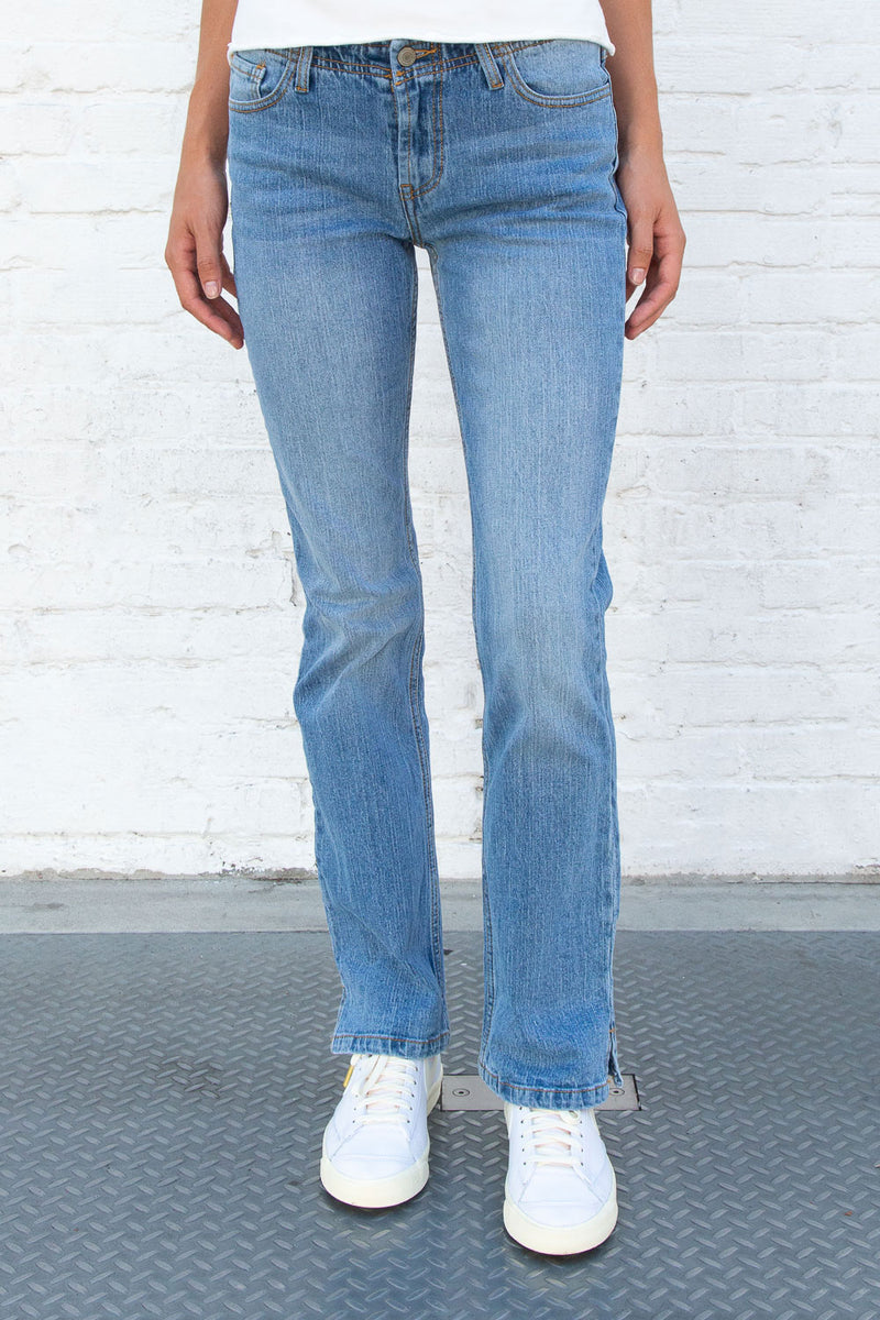 Medium Wash Denim / S