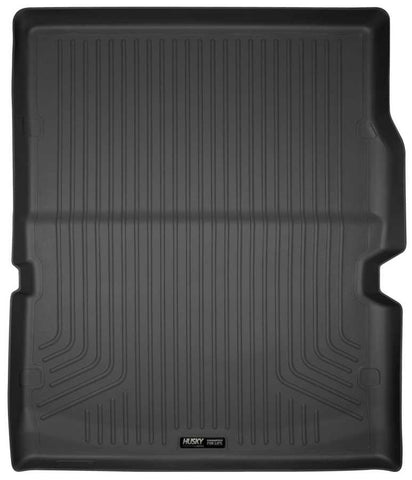 Dodge Durango Crew Plus 2011-2020 - Black Cargo Liner - Weatherbeater Series