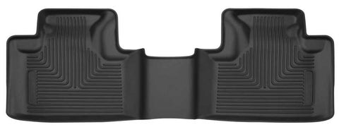 Dodge Durango Crew Plus 2011-2020 - Black 2nd Seat Floor Liner - X-act Contour Series