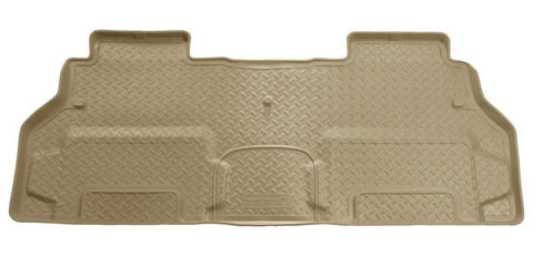 Buick Enclave Leather 2008-2017 - Tan 2nd Seat Floor Liner - Classic Style Series
