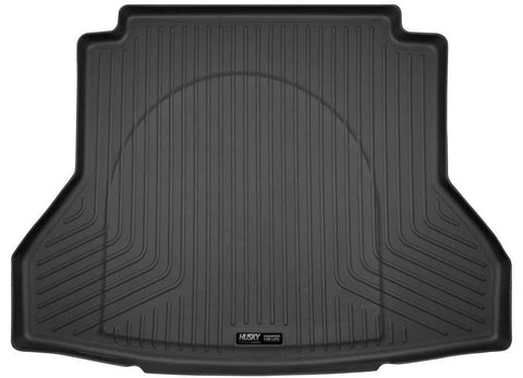 Hyundai Elantra Essential 2017-2020 - Black Cargo Liner - Weatherbeater Series