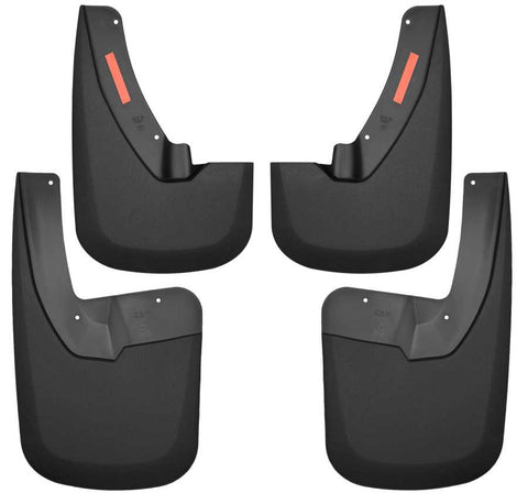 Ram 1500 Classic Warlock 2019-2019 - Front and Rear Mud Guard Set - Custom Mud Guards