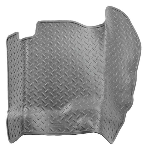 Ford F-250 Super Duty Harley-Davidson Edition 2000-2007 - Gray Center Hump Floor Liner - Classic Style Series