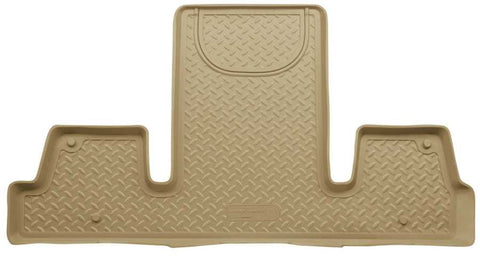 Buick Enclave Leather 2008-2017 - Tan 3rd Seat Floor Liner - Classic Style Series