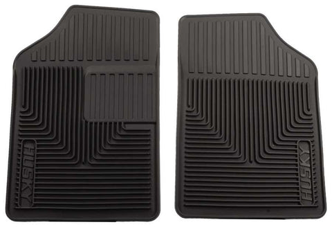 Chrysler Sebring Touring Sedan (4 Door)2001-2006 - Black Front Floor Mats - Heavy Duty Floor Mat