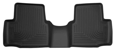 Chevrolet Cruze LS 2016-2019 - Black 2nd Seat Floor Liner - X-act Contour Series