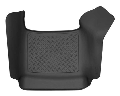 Ram 1500 Classic Warlock Crew Cab;Extended Cab2019-2019 - Black Center Hump Floor Liner - Weatherbeater Series