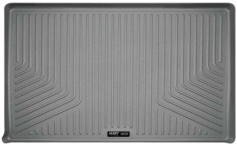 Lincoln Navigator L Ultimate 2007-2017 - Gray Cargo Liner Behind 3rd Seat - Weatherbeater Series