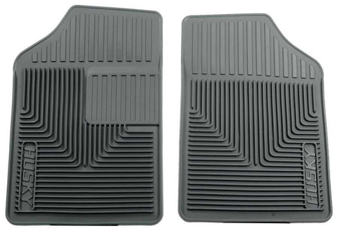 Chrysler Sebring Touring Sedan (4 Door)2001-2006 - Gray Front Floor Mats - Heavy Duty Floor Mat