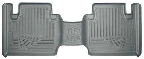 Toyota Tacoma Base Extended Cab2012-2020 - Gray 2nd Seat Floor Liner - Weatherbeater Series