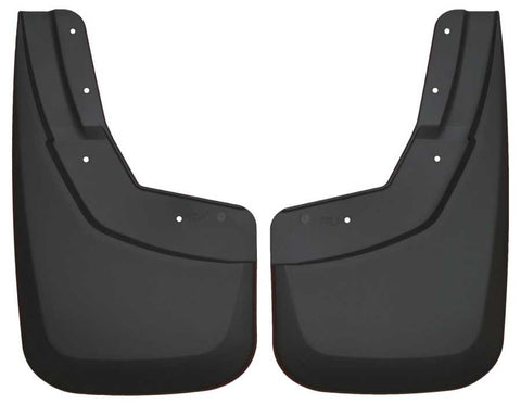 Jeep Grand Cherokee North Edition 2005-2010 - Black Rear Mud Guards - Custom Mud Guards