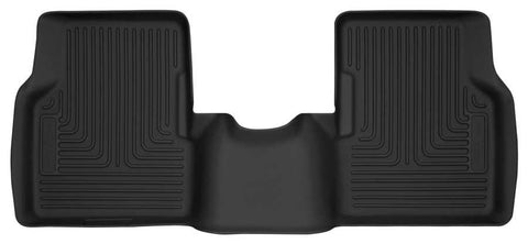 Jeep Compass North 2017-2020 - Black 2nd Seat Floor Liner - X-act Contour Series