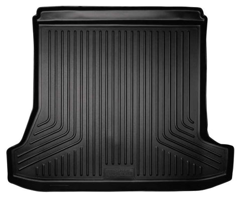 Buick Verano Leather 2012-2017 - Black Trunk Liner - Weatherbeater Series