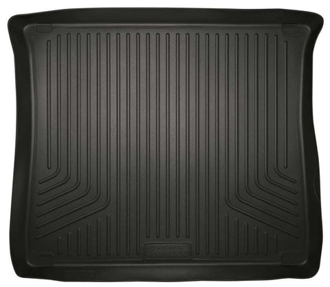 Hyundai Santa Fe XL Essential 2013-2019 - Black Cargo Liner - Weatherbeater Series