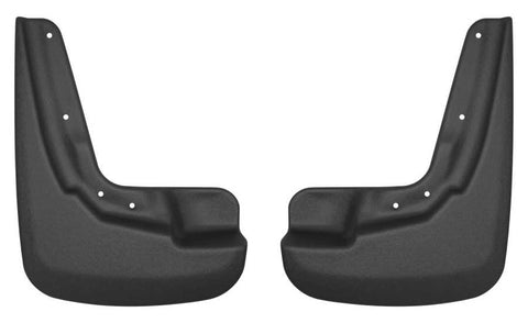 Honda Ridgeline RTL 2017-2020 - Black Front Mud Guards - Custom Mud Guards