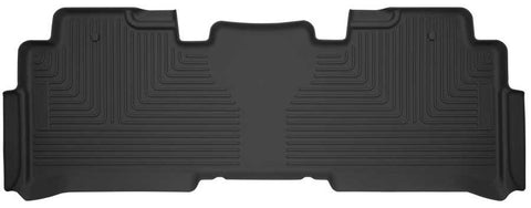 Honda Odyssey Touring 2018-2020 - Black 2nd Seat Floor Liner - X-act Contour Series