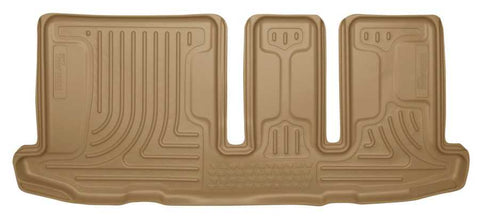 Infiniti QX60 Essential 2014-2020 - Tan 3rd Seat Floor Liner - Weatherbeater Series