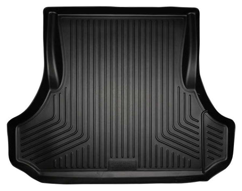 Chrysler 300 Touring L 2011-2019 - Black Trunk Liner - Weatherbeater Series