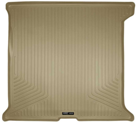 Lincoln Navigator L Ultimate 2007-2017 - Tan Cargo Liner - Weatherbeater Series