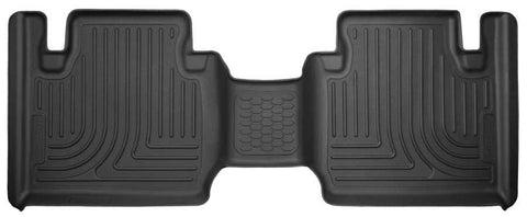 Toyota Tacoma TRD Off-Road Extended Cab2012-2020 - Black 2nd Seat Floor Liner - Weatherbeater Series