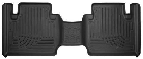 Toyota Tacoma X-Runner Extended Cab2012-2020 - Black 2nd Seat Floor Liner - X-act Contour Series