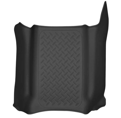 GMC Sierra 1500 Elevation Extended Cab2019-2020 - Black Center Hump Floor Liner - X-act Contour Series