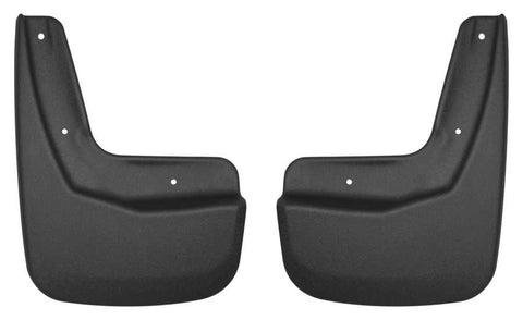 Honda Ridgeline RTL 2017-2020 - Black Rear Mud Guards - Custom Mud Guards