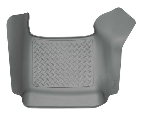 Ram 1500 Classic Warlock Crew Cab;Extended Cab2019-2019 - Gray Center Hump Floor Liner - Weatherbeater Series