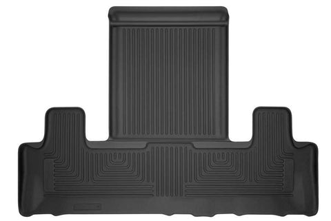 Ford Expedition Platinum 2018-2020 - Black 3rd Seat Floor Liner - Weatherbeater Series