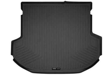 Hyundai Santa Fe Preferred 2019-2020 - Black Cargo Liner - Weatherbeater Series