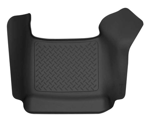 Ram 1500 Classic Warlock Extended Cab2019-2019 - Black Center Hump Floor Liner - X-act Contour Series