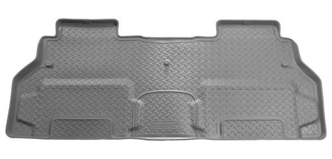 Buick Enclave Leather 2008-2017 - Gray 2nd Seat Floor Liner - Classic Style Series