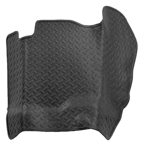 Ford F-250 Super Duty Harley-Davidson Edition 2000-2007 - Black Center Hump Floor Liner - Classic Style Series