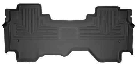 Ram 1500 Sport Extended Cab2019-2020 - Black 2nd Seat Floor Liner - Weatherbeater Series