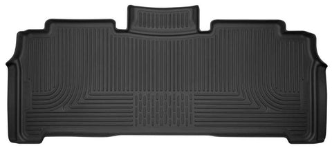 Chrysler Pacifica Touring L 2017-2020 - Black 2nd Seat Floor Liner - X-act Contour Series