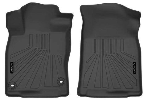 Honda Civic Touring 2019-2019 - Black Front Floor Liners - MOGO