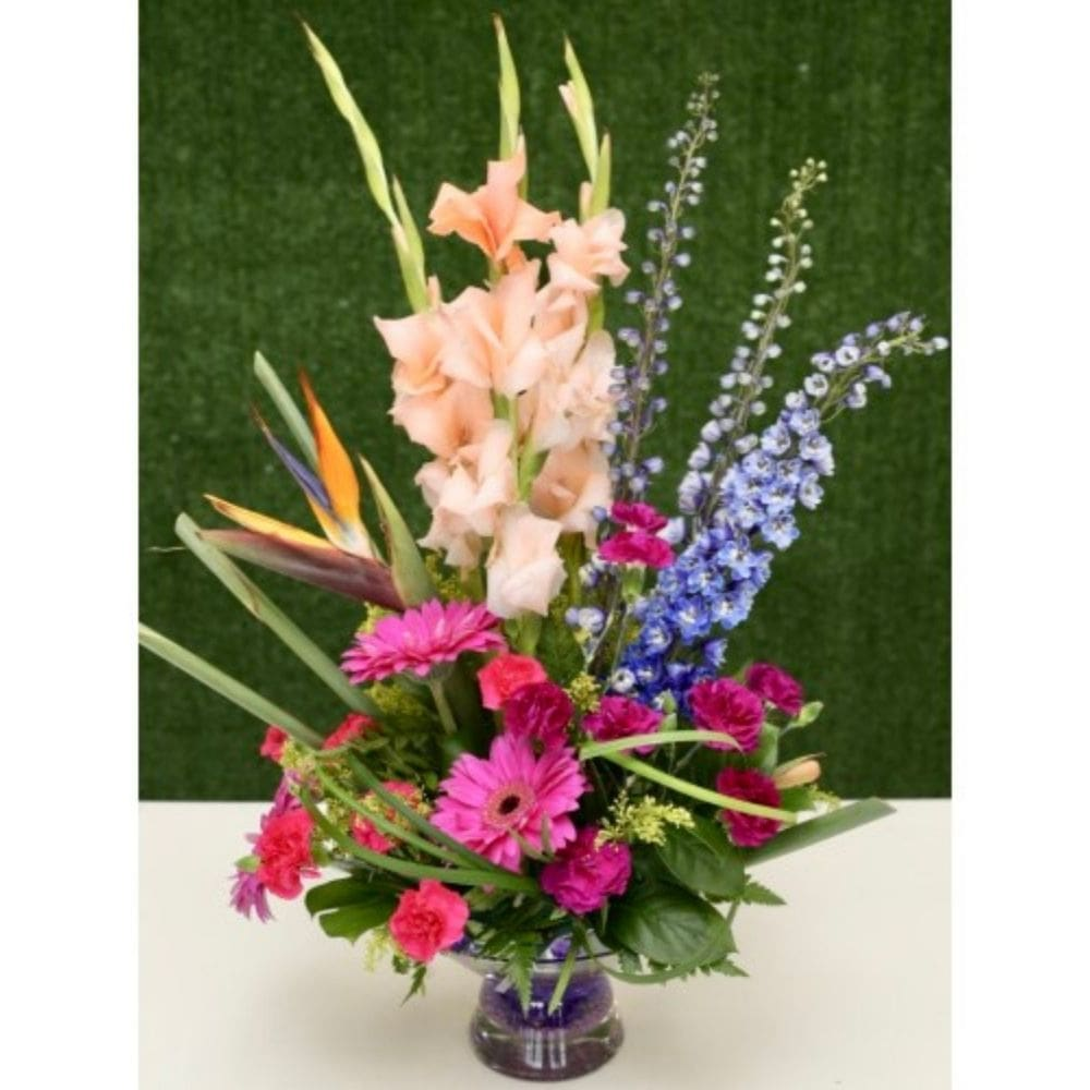 Grace & Elegance Floral Arrangement-Shalimar Flower Shop