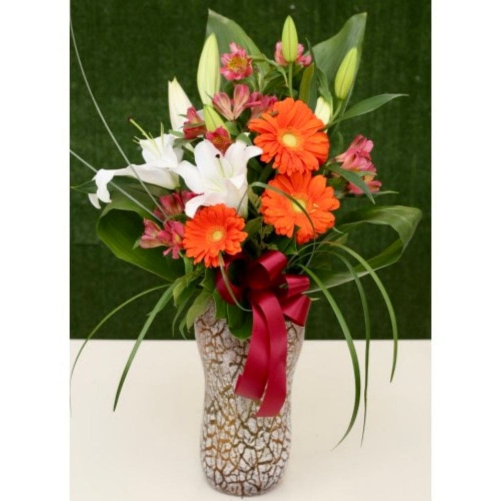 Nature's Charm Floral Arrangement - Shalimar Flower Shop