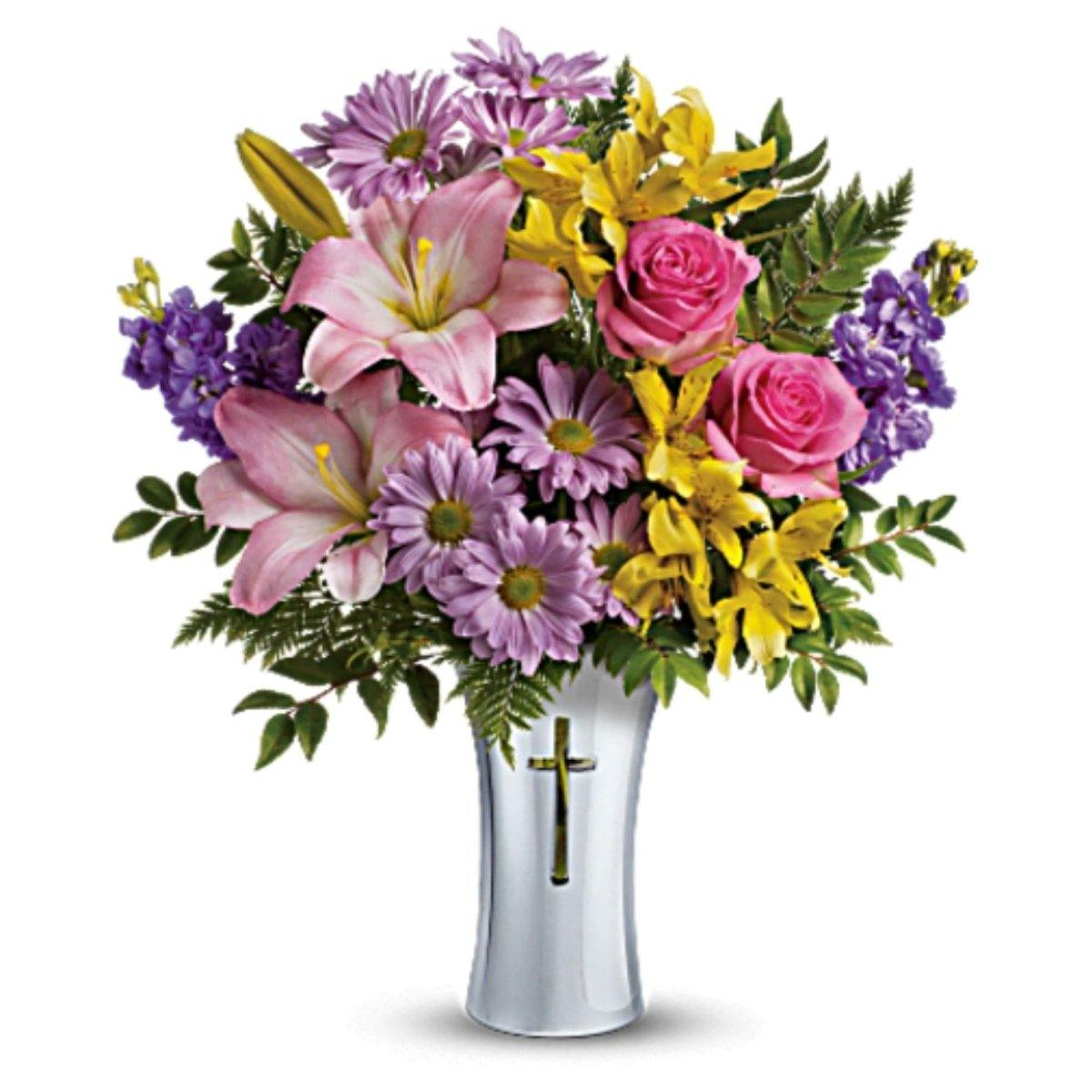 Bright Life Bouquet - Shalimar Flower Shop